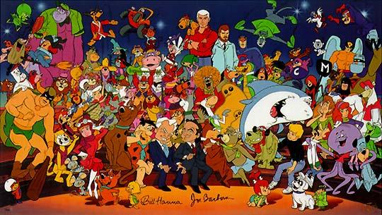 Cartoon Characters 60 70 S : The furnas classroom and lab sens